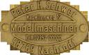 Modellmaschinen